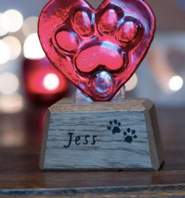 Memorial Glass for Pets